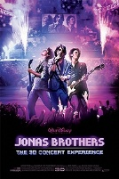 The Jonas Brothers 3-D Concert Movie